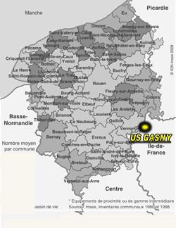 US GASNY CARTE