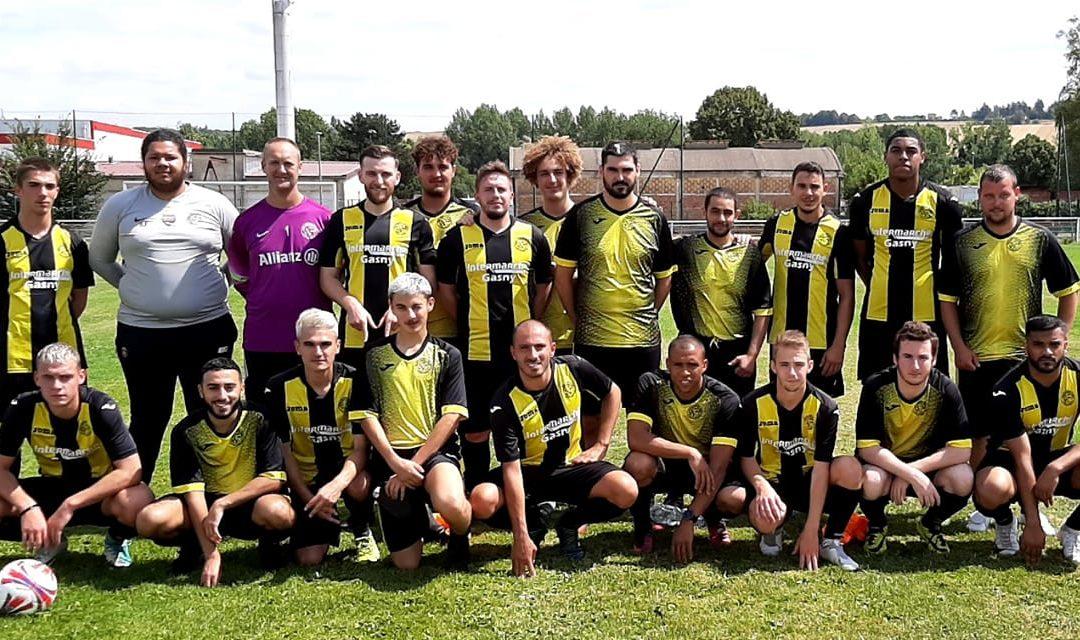 US Gasny – Hennezis Vexin Sud FC : 4-0