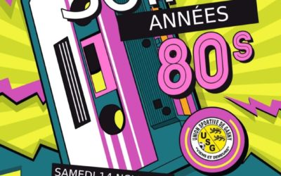 usg soiree annee 80