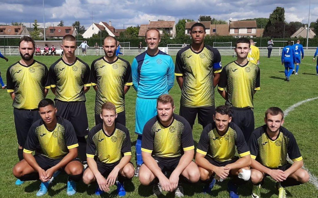 Défaite 2 buts à 1 contre l'équipe de Val Vaudreuil (R2)