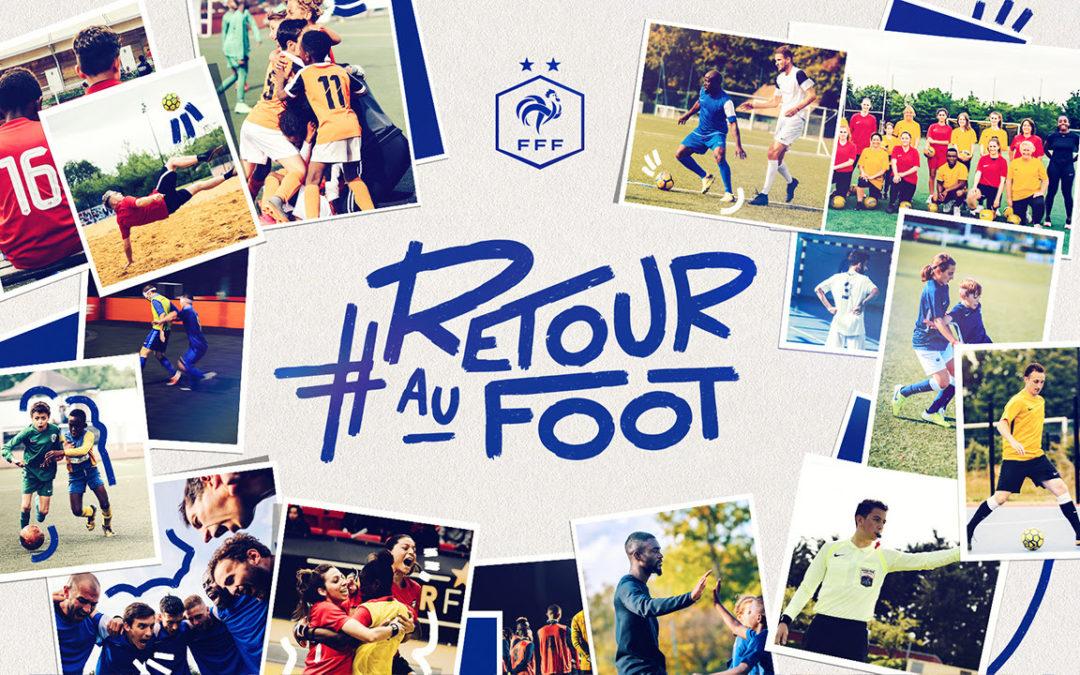RENTREE DU FOOT SAISON 2021 2022